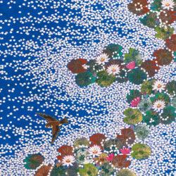 Giverny, Monet's Pond―Cherry Petals