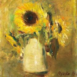 Hirase Ryuko_1_Sunflower