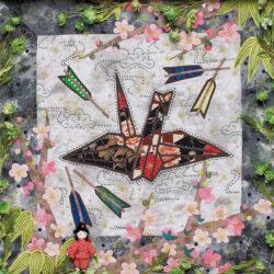 Kanamitsu Toshiko_1_Paper Crane