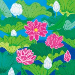 Kikuchi Mina_1_Ancient Lotus