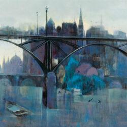 La Seine au matin (The Seine in the Morning)