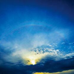 OeChie _1_Evening rainbow
