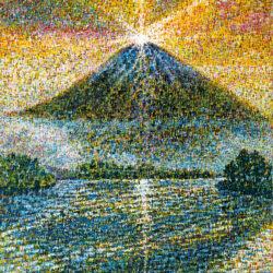 Ozaki Toshihiko_1_Diamond Mt. Fuji