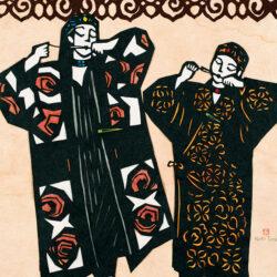Tsuchiya Kyoko_1_UTAE_Mukkuri Duet